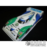 Mazda LMP G Oil Painted