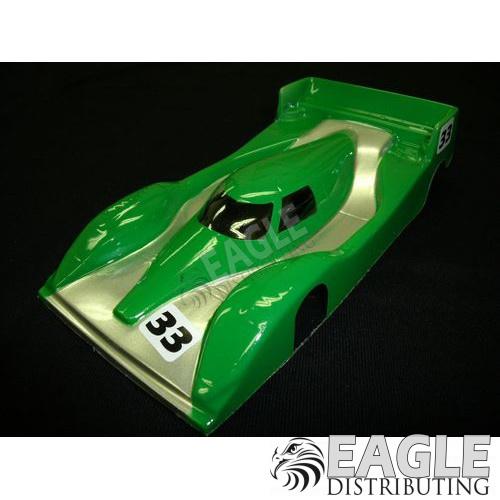 Mazda Rental Body Green