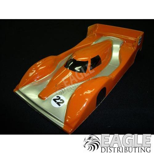 Mazda Rental Body Orange