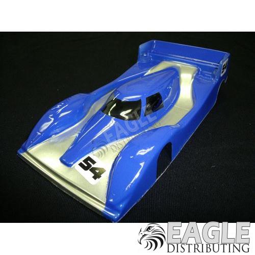 Mazda Rental Body Blue