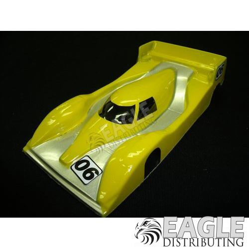 Mazda Rental Body Yellow