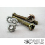 Controller Handle Bolts and Nuts (1 set)