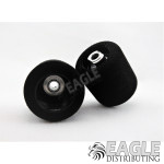 1/8 x .720 x .800 .470 Full Plastic Hub, Wonder Rubber