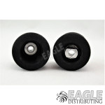 1/8 x .790 x .800 .530 Full Plastic Hub, Treated Rubber