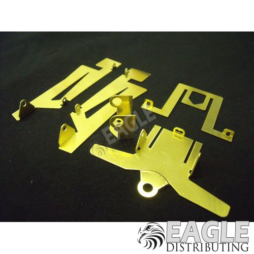 X25R Can-Am Brass Retro Chassis Kit