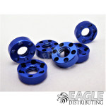 Machined 6 Hole Guide Nut