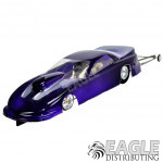 1:24 Drag RTR, Dragstar II Chassis, Hawk 11, 48 Pitch, P/S, Pro Stock Painted Body