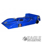 """1:24 Scale RTR, 4"""" Aeolos Chassis, Hawk 7, 64 Pitch, LMP, Mazda Dyson Painted Body"""