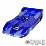 """1:24 Scale RTR, 4"""" Aeolos Chassis, Hawk 7, 64 Pitch,  LMP, BMW V12 Painted Body"""