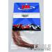 UberFlex Lead Wire 18awg w/Tinned Ends 5.125 and 6.75L (6pr) JK Products JKU52S6