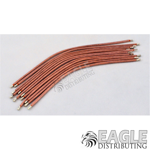 UberFlex Lead Wire 18awg w/Tinned Ends 5.125 and 6.75L (6pr)