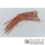 UberFlex Lead Wire 18awg w/Clips 5.125 and 6.75 Long (6pr)