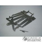 2 Piece Cheetah 11 Chassis Kit, .030