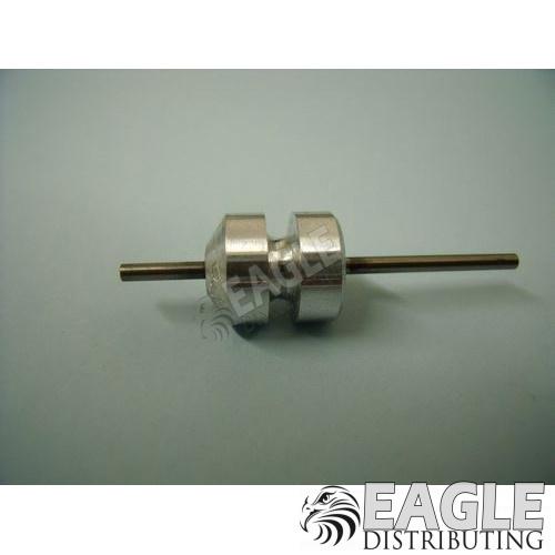 Aluminum Bearing installation tool, .476 diameter