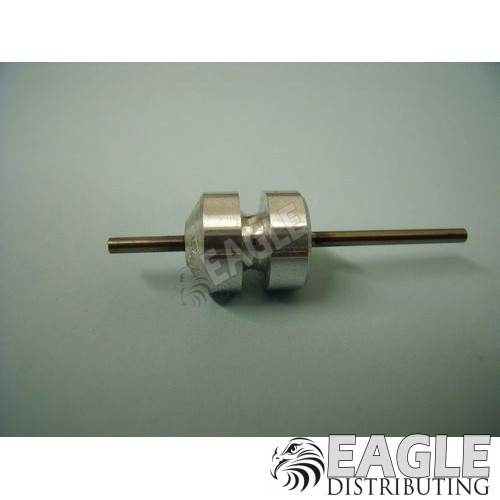 Aluminum Bearing installation tool, .505 diameter
