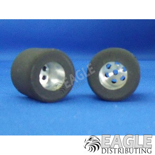 3/32x.790 .500 Hub, Treated Fish Rubber Tires