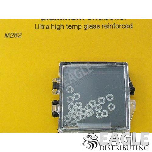 Screw Insulator for Aluminum Endbells (24 pcs)