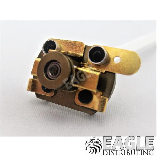 Assembled Aluminum Endbell for Hawk Setup w/BB-KM287AA