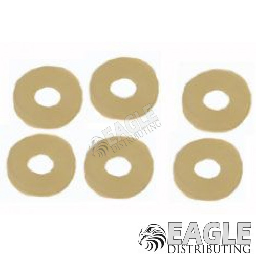 .010 thick Phosphorous Bronze guide washer