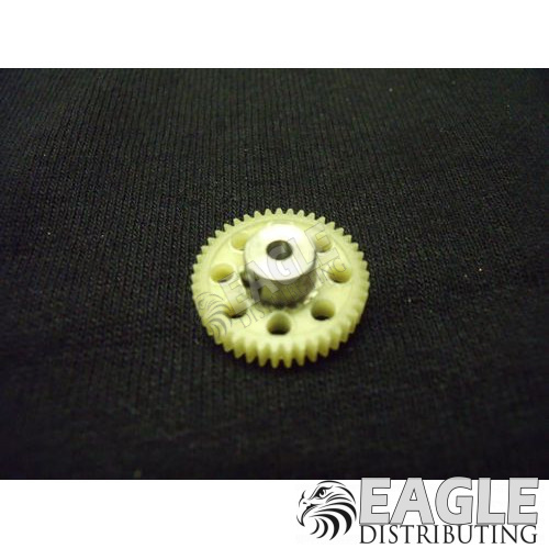 43T 72P Drilled Polymer Spur Gear-KM35843