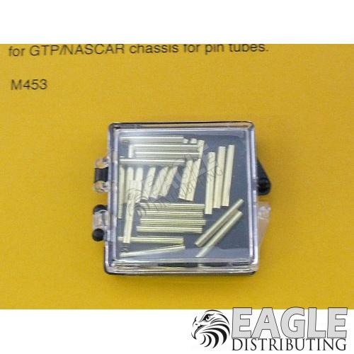 Precut Brass pin tubes