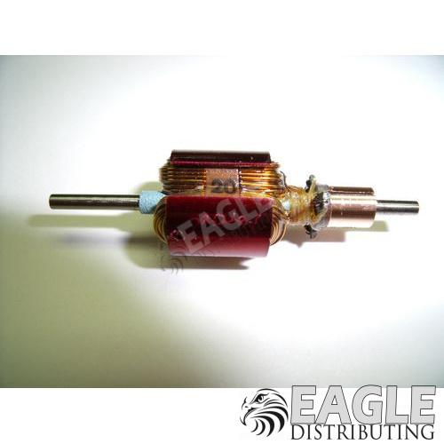 Drag 20 Armature, .518 Dia, 40°, SS/A-KM46820H