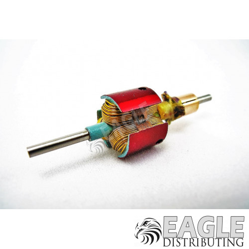 G12 Drag Armature, .513 diameter, 48° Timing-KM468M12C48