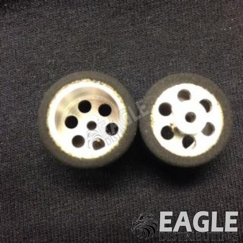 3/32x.760 .615 Hub,  Wonder XX Hard Rubber, Spec Tire