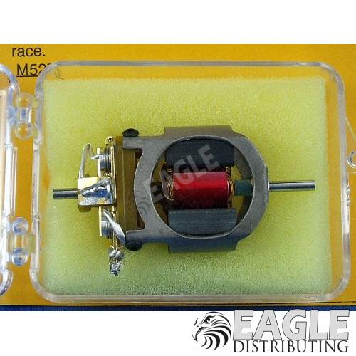 G12 Motor, 44° Arm, Gold H/W, w/Double Ball Bearings