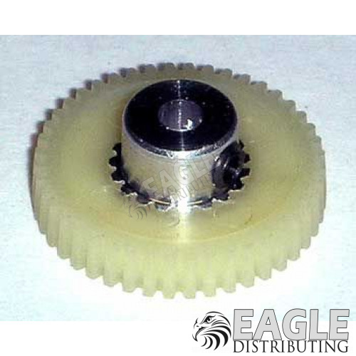 44 Tooth, 72 Pitch polymer gear