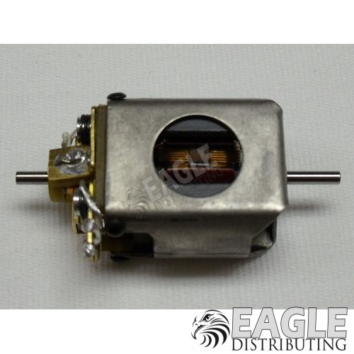 Drag 20 Motor, .510 dia. Arm, Treated Can, w/shunts-KM59420