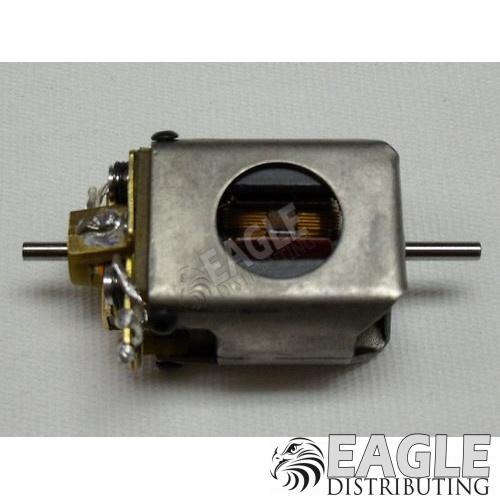 Double Ball Bearing Drag 20 Motor, 48°, w/Shunts, Treated Can
