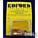 Precut Short Braid w/Prebent Clip 12 Pair-KM717