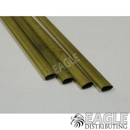 Brass Streamlined Tube
