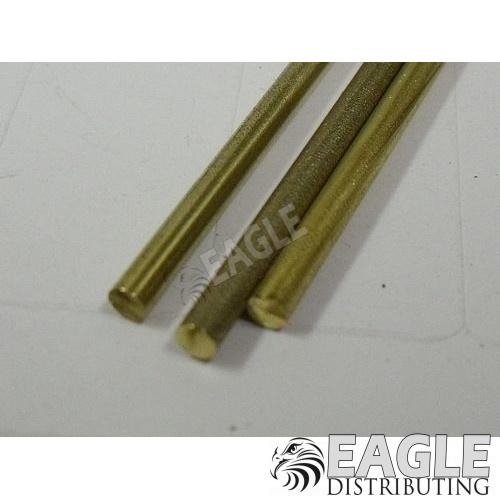 .081 Brass Rod
