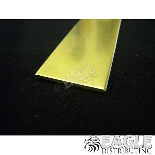 .064 x 1 Brass Strip (1)