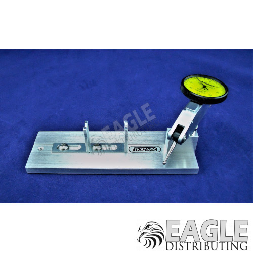 Axle and Armature Straightness Checker w/Indicator Kolhoza KZA022