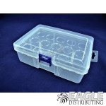 Plastic Box w/Stand for 15 JK Tire Bottles