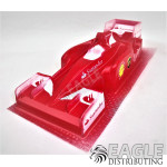 1/32 Ferrari SF 70H 2017 Painted on KZA0114LT Body .005