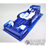 1/32 Williams FW31 2009 Painted on KZA0114LT Body .005