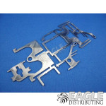 Small Tire Inline Drag Chassis Kit