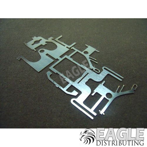Tall Tire Inline Drag Chassis Kit