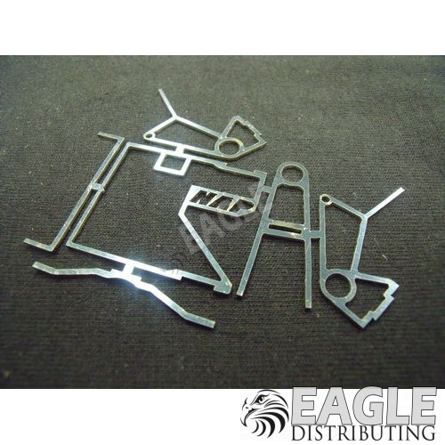 Funny Car Chassis Kit (Solder in Motor)