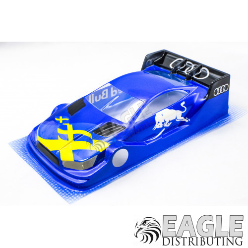 Production 1/24 AUDI Rs5 DTM custom painted body no stickers-OL0121B