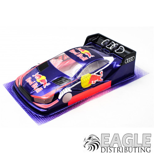 Production 1/24 AUDI Rs5 DTM Red Bull custom painted body no-OL0121I
