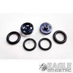 1/16 x 5/8 TQ O-Ring Front Gunmetal Grey