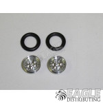 .050 x 3/8 Top Fuel Wheelie Wheel Kit