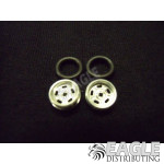 Daytona Series Wheelie bar wheels, 3/8