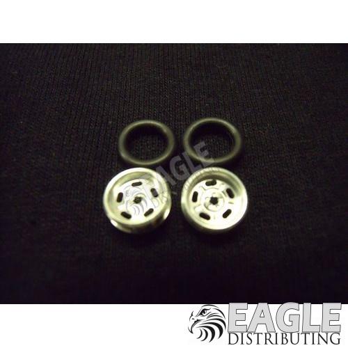 Daytona Series Wheelie bar wheels, 3/8