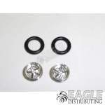 Evolution Series Wheelie bar wheels, 3/8